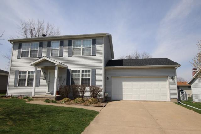 212 Freedom Trail, East Peoria, IL 61611 (#1193654) :: Adam Merrick Real Estate