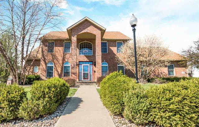 5800 W Eaglecreek Drive, Peoria, IL 61615 (#1193881) :: Adam Merrick Real Estate