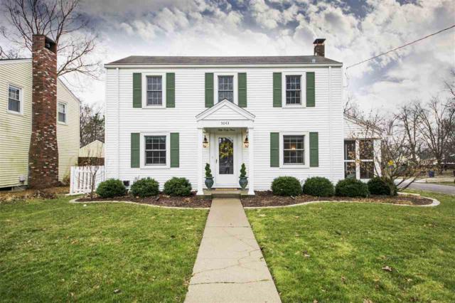 5043 N Prospect Road, Peoria Heights, IL 61616 (#1193955) :: Adam Merrick Real Estate