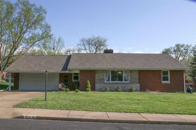 218 Ridgemont, Peoria, IL 61614 (#1193991) :: Adam Merrick Real Estate