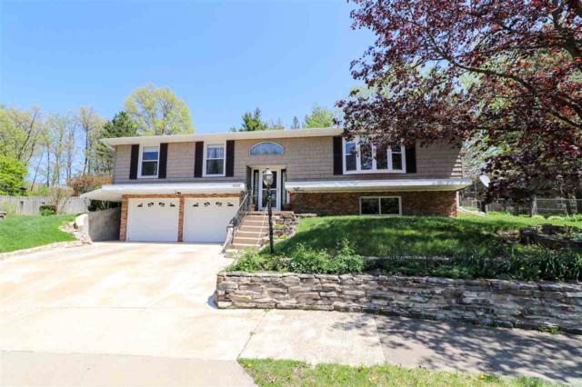 6626 N Brookwood Lane, Peoria, IL 61614 (#1194100) :: Adam Merrick Real Estate