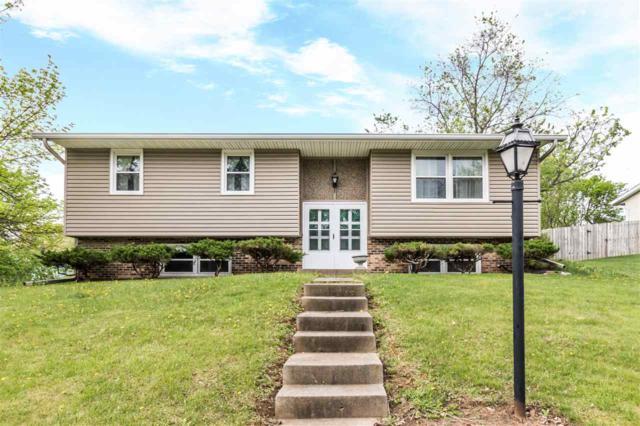 1302 W Kingsway Drive, Peoria, IL 61614 (#1194190) :: Adam Merrick Real Estate