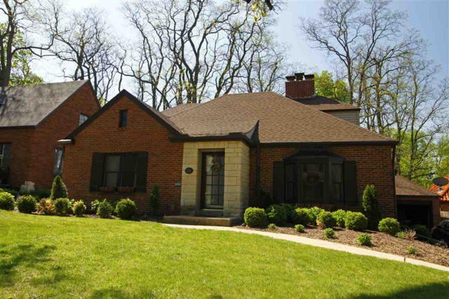 116 E Ellington Drive, Peoria, IL 61603 (#1194200) :: Adam Merrick Real Estate