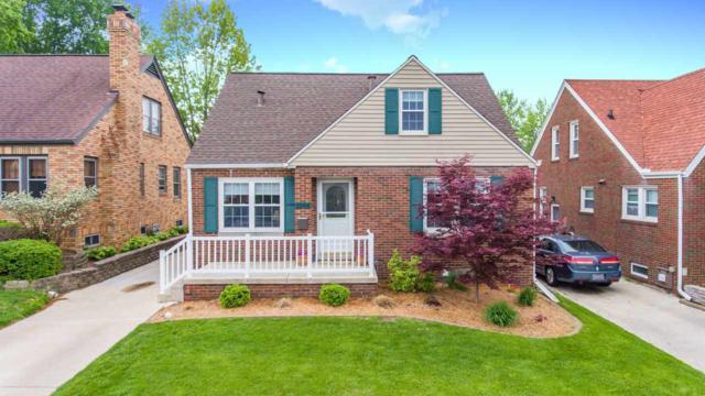 1204 E Norwood Avenue, Peoria, IL 61603 (#1194343) :: Adam Merrick Real Estate