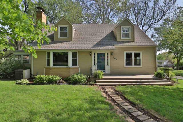 502 W Giles Lane, Peoria, IL 61614 (#1194351) :: Adam Merrick Real Estate