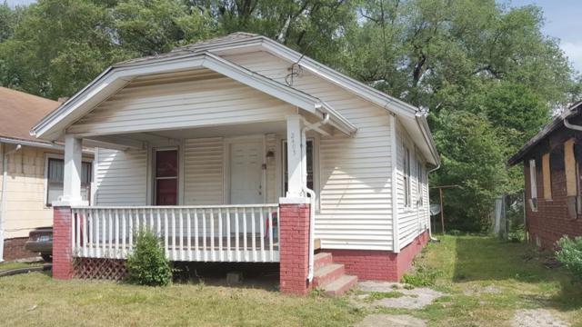 2403 W Howett Street, Peoria, IL 61603 (#1194417) :: Adam Merrick Real Estate
