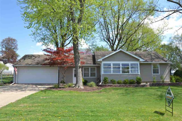 5022 N Belmont Place, Peoria Heights, IL 61616 (#1194543) :: Adam Merrick Real Estate