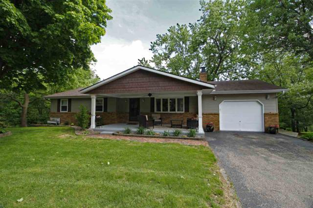 1396 Woodland Knolls Road, Germantown Hills, IL 61548 (#1194603) :: Adam Merrick Real Estate