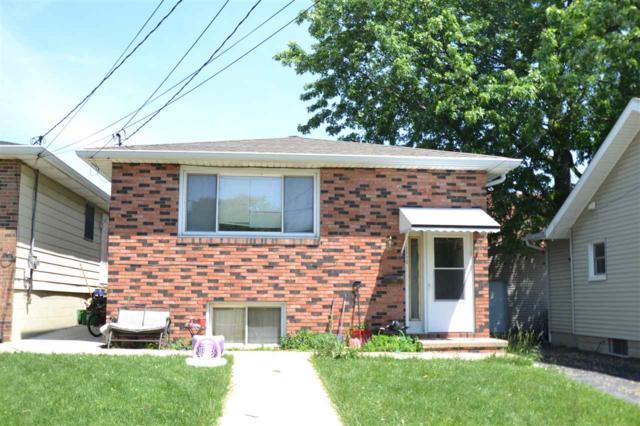 1113 E Moneta, Peoria Heights, IL 61616 (#1194727) :: Adam Merrick Real Estate