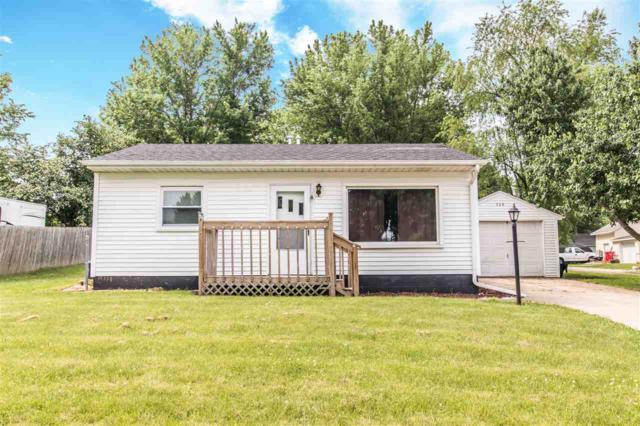 320 W Peoria Street, Elmwood, IL 61529 (#1194794) :: Adam Merrick Real Estate