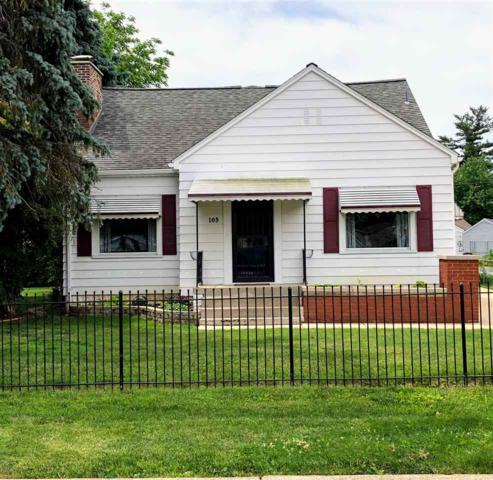 105 Birch Street, Bartonville, IL 61607 (#1195094) :: Adam Merrick Real Estate