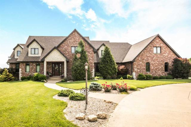 1300 N Independence Court, Germantown Hills, IL 61548 (#1195177) :: Adam Merrick Real Estate