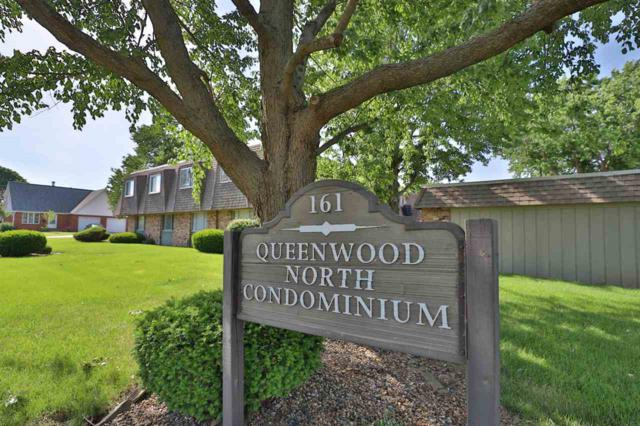 161 E Queenwood C-4, Morton, IL 61550 (#1195212) :: Adam Merrick Real Estate