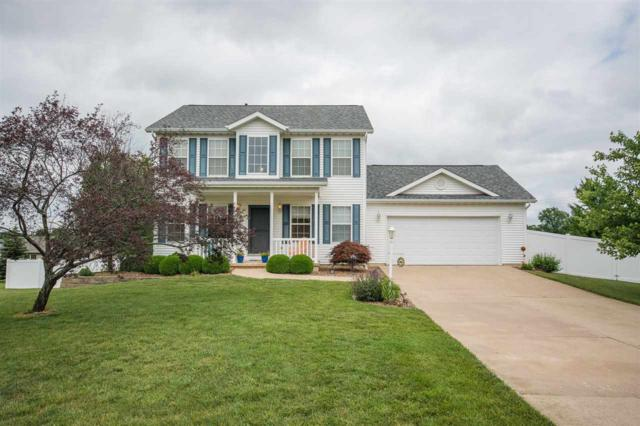 103 Seth Court, Germantown Hills, IL 61548 (#1195281) :: Adam Merrick Real Estate