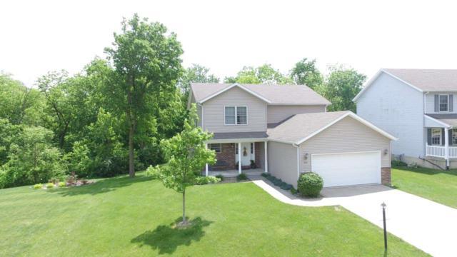 210 Stonewood Drive, East Peoria, IL 61611 (#1195291) :: Adam Merrick Real Estate