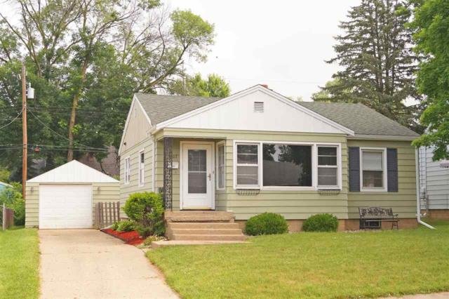 1407 W Maywood Avenue, Peoria, IL 61604 (#1195303) :: Adam Merrick Real Estate