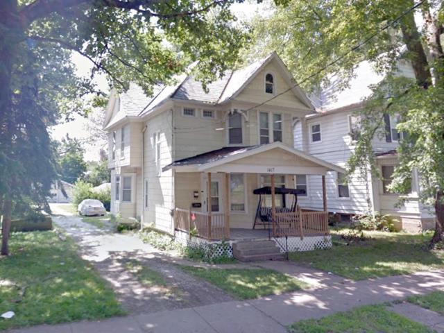 1417 N Sheridan Road, Peoria, IL 61606 (#1195355) :: Adam Merrick Real Estate