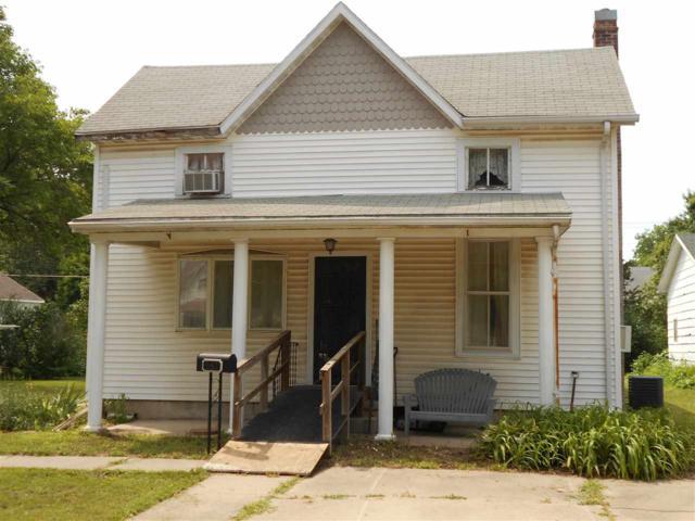 561 N Sperry Street, Bushnell, IL 61422 (#1195413) :: Adam Merrick Real Estate