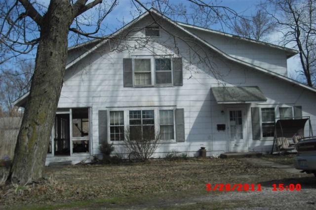 109 S Fayette Street, Carthage, IL 62321 (#1195502) :: Adam Merrick Real Estate