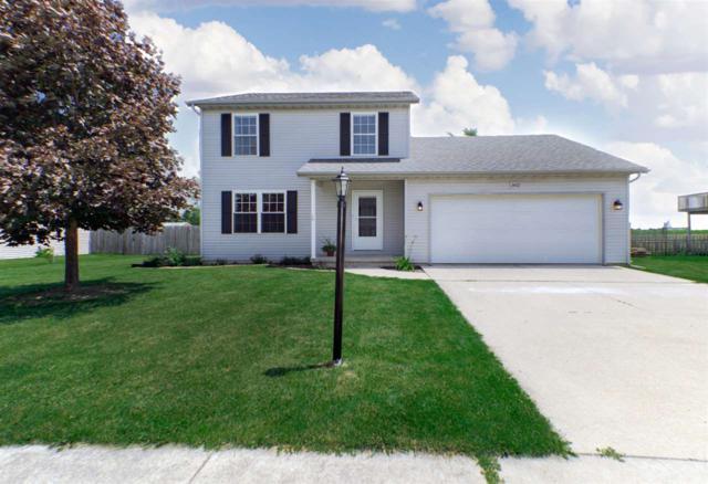 1402 White Horse Trail, Metamora, IL 51548 (#1195548) :: Adam Merrick Real Estate