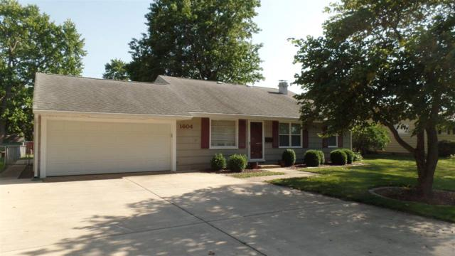 1604 W Leonard Drive, Chillicothe, IL 61523 (#1195638) :: RE/MAX Preferred Choice
