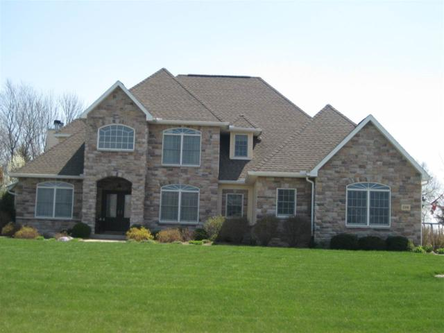 1396 Cedar Creek Drive, Metamora, IL 61548 (#1195665) :: Adam Merrick Real Estate