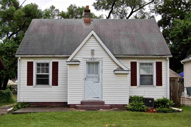 1401 N Stever Avenue, West Peoria, IL 61604 (#1195712) :: Adam Merrick Real Estate