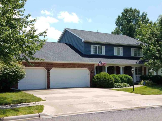 5114 W Ancient Oak Drive, Peoria, IL 61615 (#1195794) :: Adam Merrick Real Estate