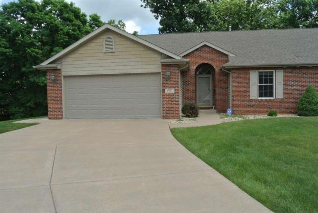 1007 W Tall Oaks Court #1007, Bartonville, IL 61607 (#1195840) :: Adam Merrick Real Estate