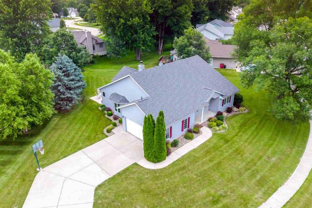 336 N Phil Gould Drive, Hanna City, IL 61536 (#1195919) :: Adam Merrick Real Estate