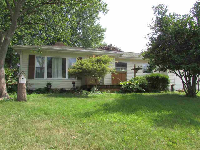 1108 E Samuel, Peoria Heights, IL 61616 (#1195997) :: Adam Merrick Real Estate