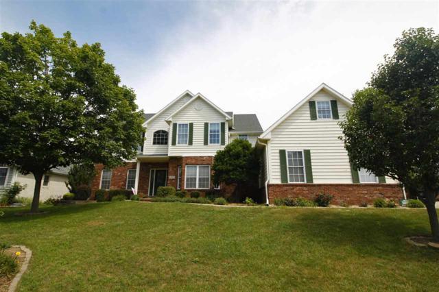 4105 W Haley Court, Peoria, IL 61615 (#1196088) :: Adam Merrick Real Estate