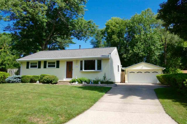 1701 E Terrace Court, Peoria Heights, IL 61616 (#1196148) :: Adam Merrick Real Estate