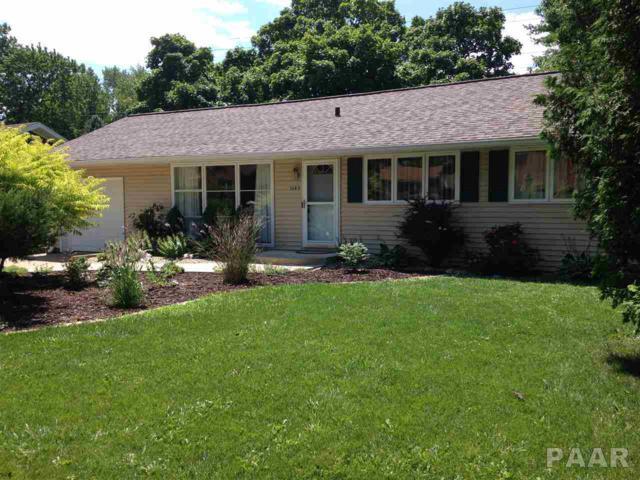 5143 N Montclair, Peoria Heights, IL 61616 (#1196188) :: Adam Merrick Real Estate