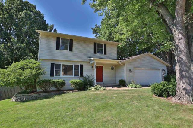 4444 W Bridalwood Drive, Peoria, IL 61615 (#1196208) :: Adam Merrick Real Estate