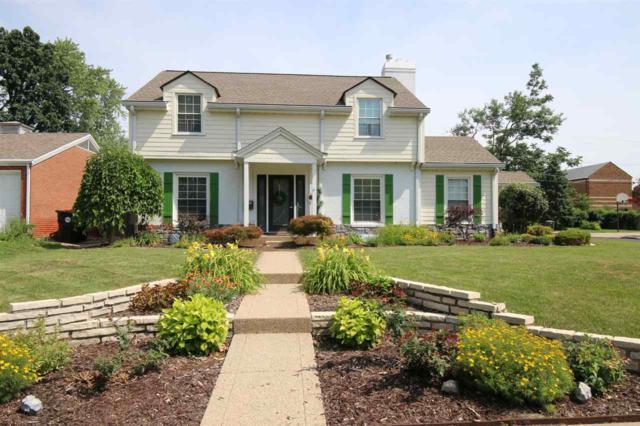 201 W Crestwood Drive, Peoria, IL 61614 (#1196418) :: RE/MAX Preferred Choice