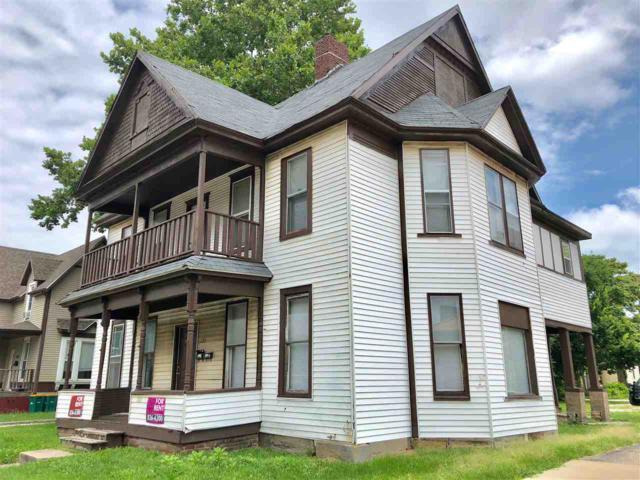 521 N Lafayette Street, Macomb, IL 61455 (#1196533) :: Adam Merrick Real Estate