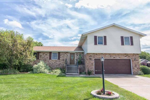 208 Oakbrook Drive, East Peoria, IL 61611 (#1196567) :: Adam Merrick Real Estate