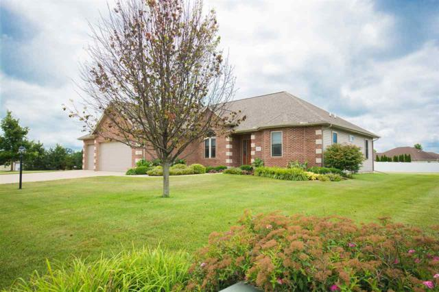 1519 Red Bird Ridge, Metamora, IL 61548 (#1196607) :: Adam Merrick Real Estate