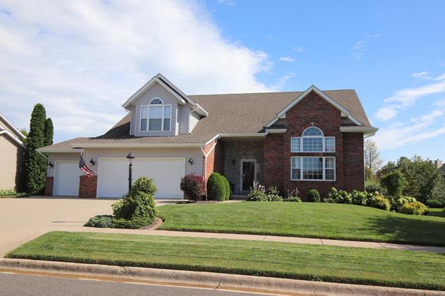 924 Wellington Drive, Washington, IL 61571 (#1196620) :: Adam Merrick Real Estate