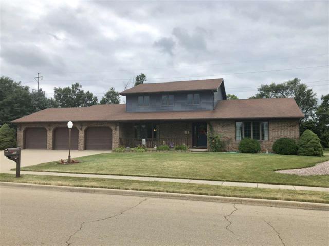 613 Taylor Drive, Chillicothe, IL 61523 (#1196634) :: Adam Merrick Real Estate
