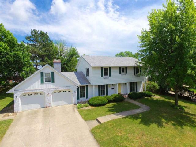 5516 N Briarcrest Court, Peoria, IL 61614 (#1196648) :: Adam Merrick Real Estate
