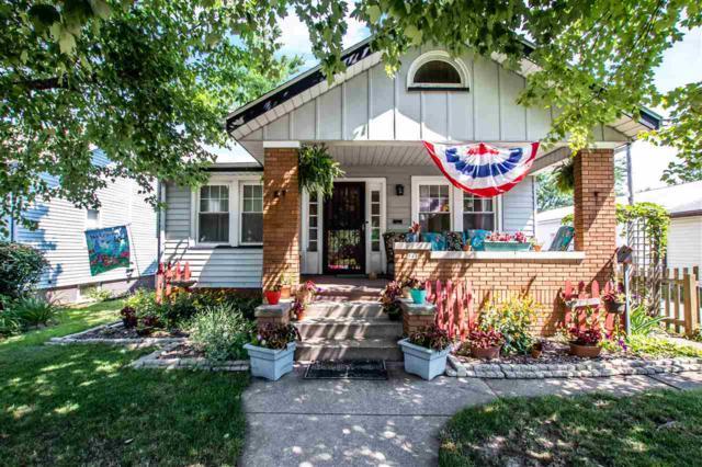 713 W Maywood Avenue, Peoria, IL 61604 (#1196758) :: Adam Merrick Real Estate