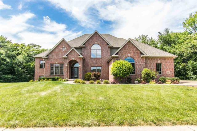 104 Fieldcrest Drive, East Peoria, IL 61611 (#1196853) :: Adam Merrick Real Estate