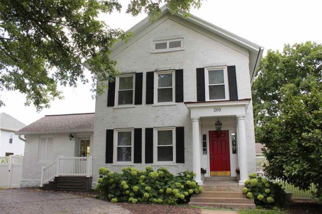 269 E Fulton, Farmington, IL 61531 (#1196919) :: Adam Merrick Real Estate