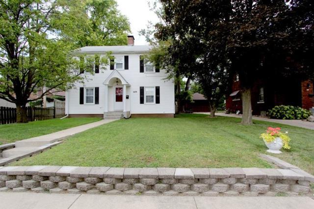 609 W Maywood Avenue, Peoria, IL 61604 (#1196924) :: Adam Merrick Real Estate