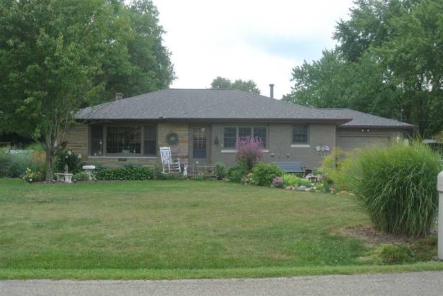 335 N Lakeshore Drive, Hanna City, IL 61536 (#1197052) :: Adam Merrick Real Estate