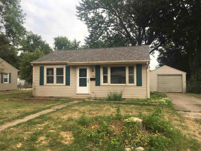 1503 N Birren, Chillicothe, IL 61523 (#1197103) :: Adam Merrick Real Estate