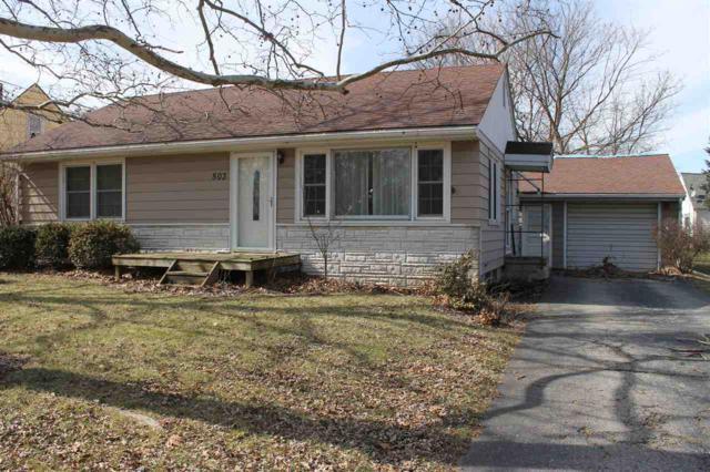 503 W Garfield Avenue, Bartonville, IL 61607 (#1197219) :: RE/MAX Preferred Choice