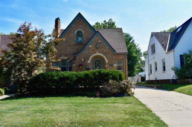 416 W Melbourne Avenue, Peoria, IL 61604 (#1197320) :: Adam Merrick Real Estate